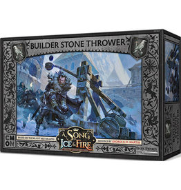 A Song of Fire and Ice: Night's Watch Builder Stone Thrower