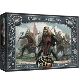 A Song of Fire and Ice: Stark Umber Berserkers