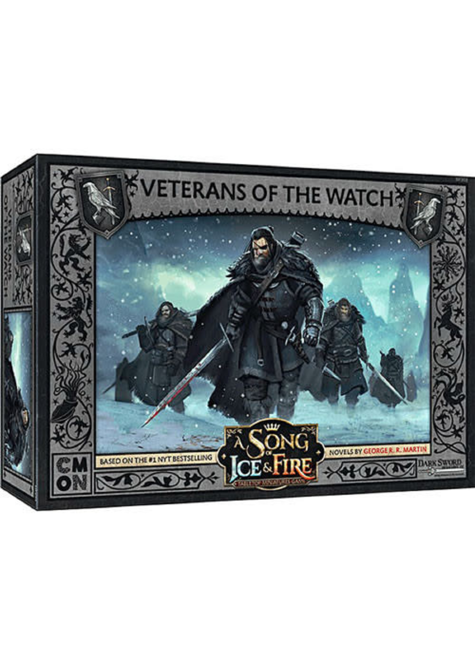 A Song of Fire and Ice: Veterans of the Watch Unit Box