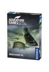 Adventure Games: MonoChrome INC Board Game