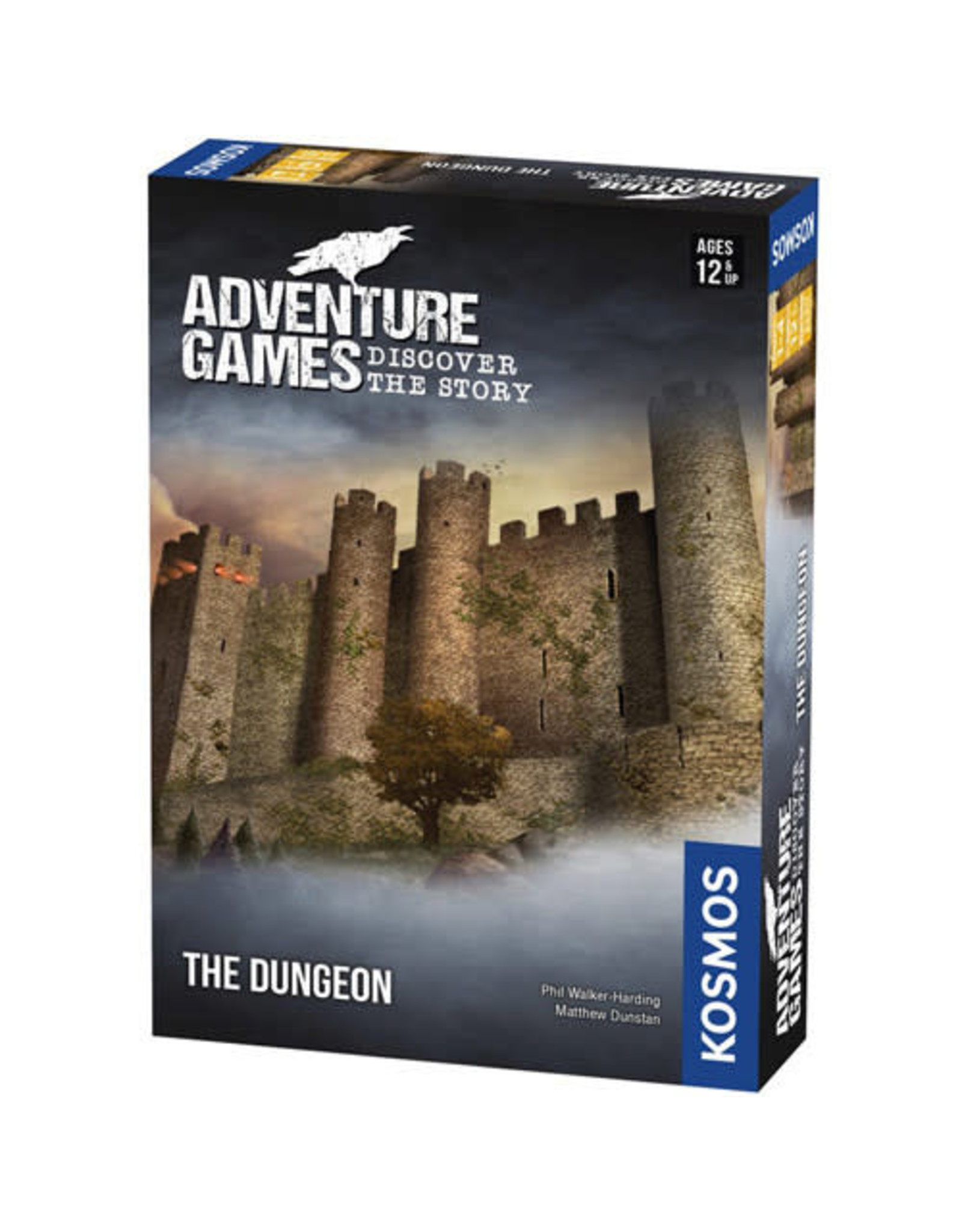Adventure Games: The Dungeon Board Game