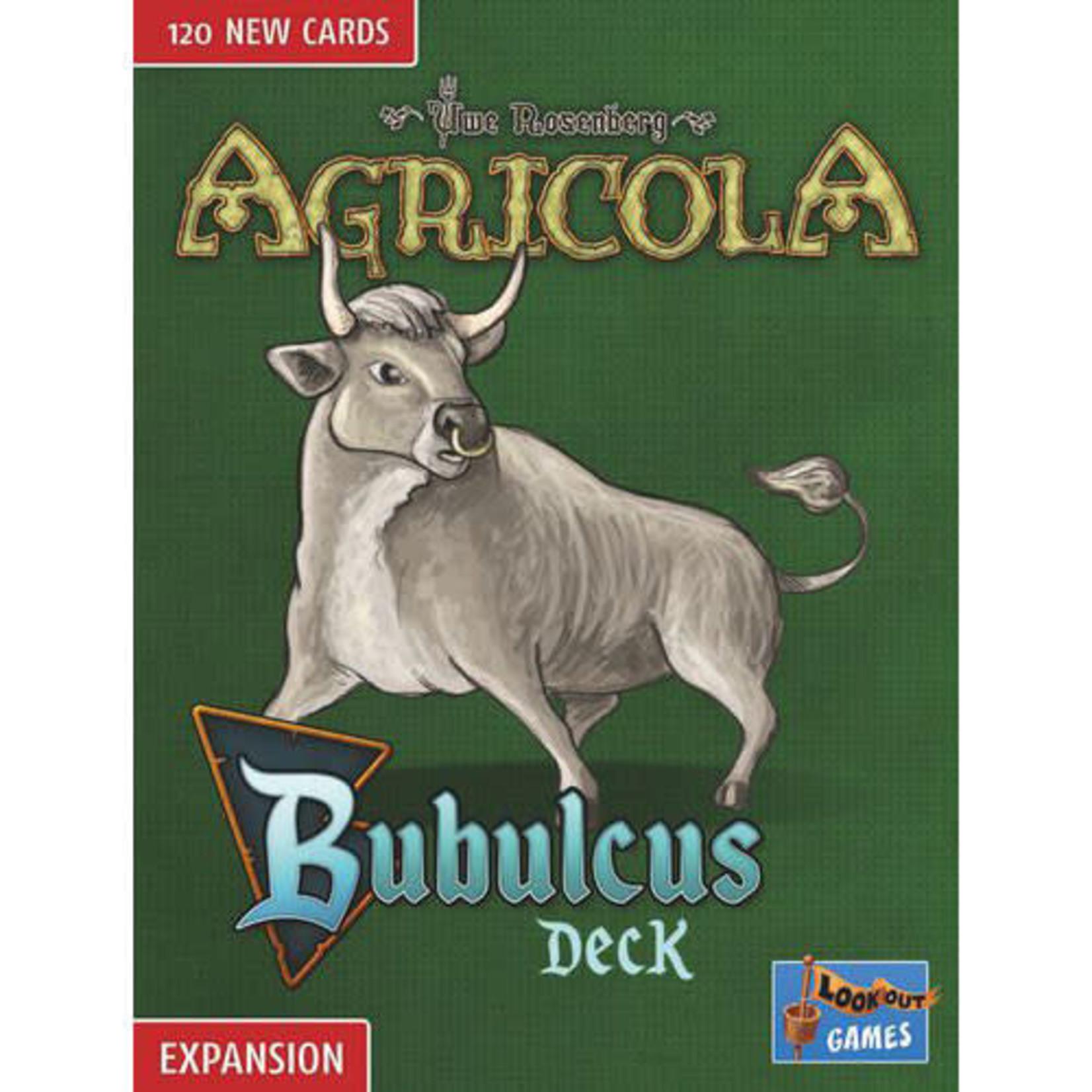 Agricola: Bubulcus Deck Expansion