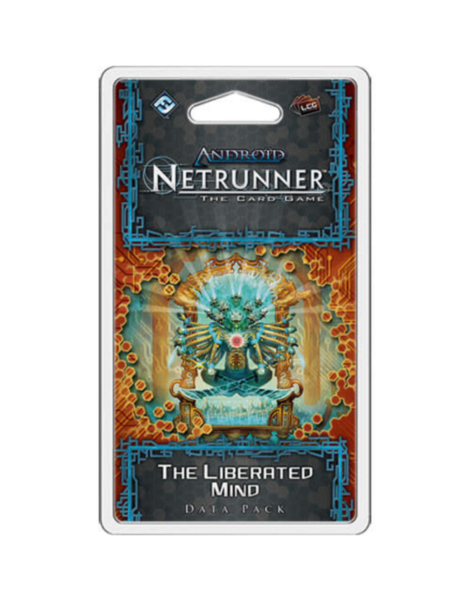 Android Netrunner: The Liberated Mind Data Pack
