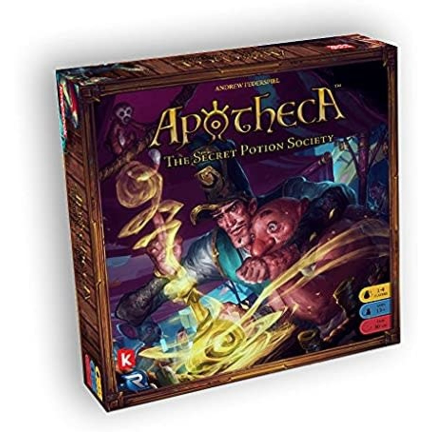 Apotheca Board Game