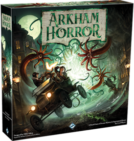 Arkham Horror 3rd Edition Core Set Board Game