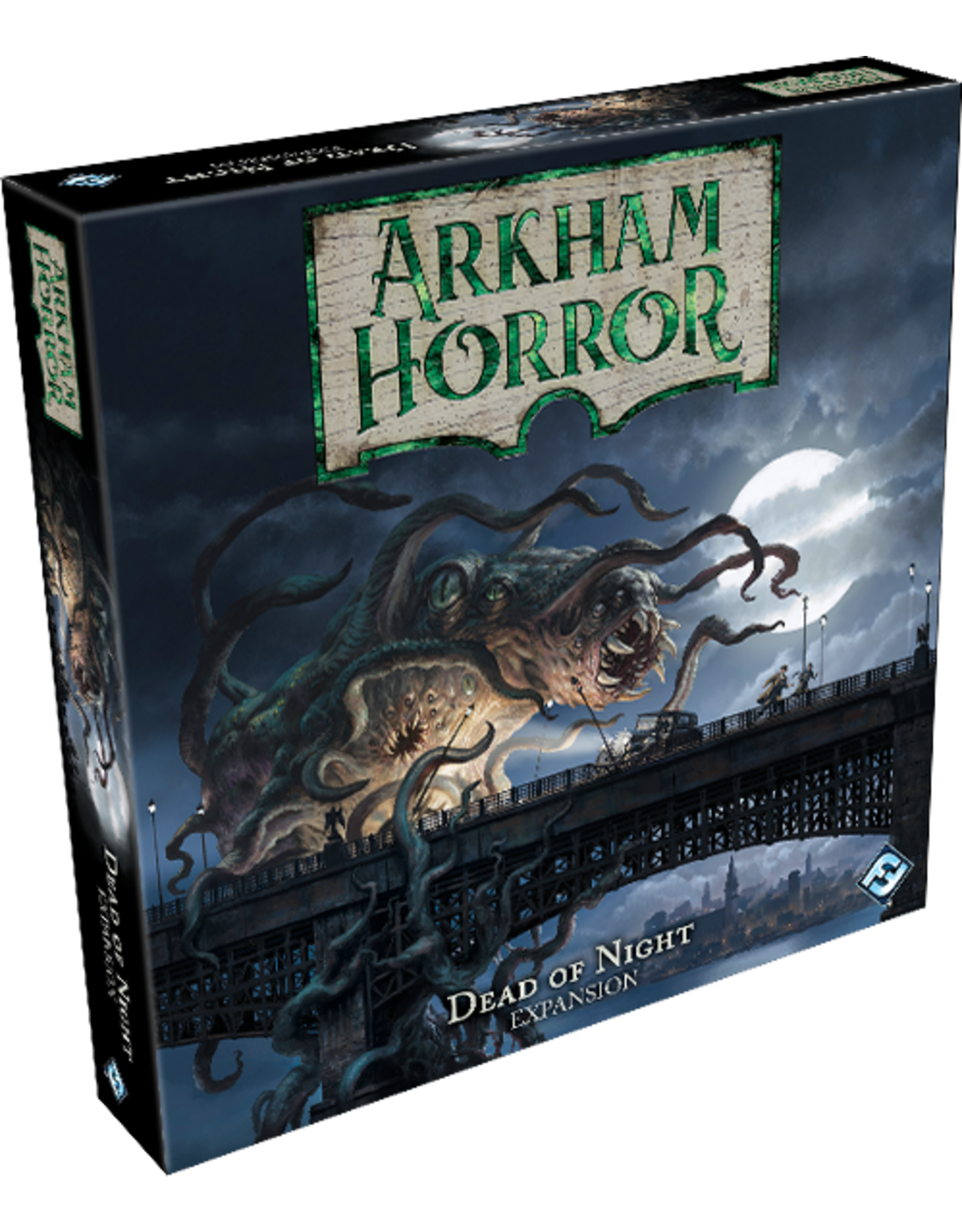 Arkham Horror 3rd Edition Dead of Night Expansion Board Game