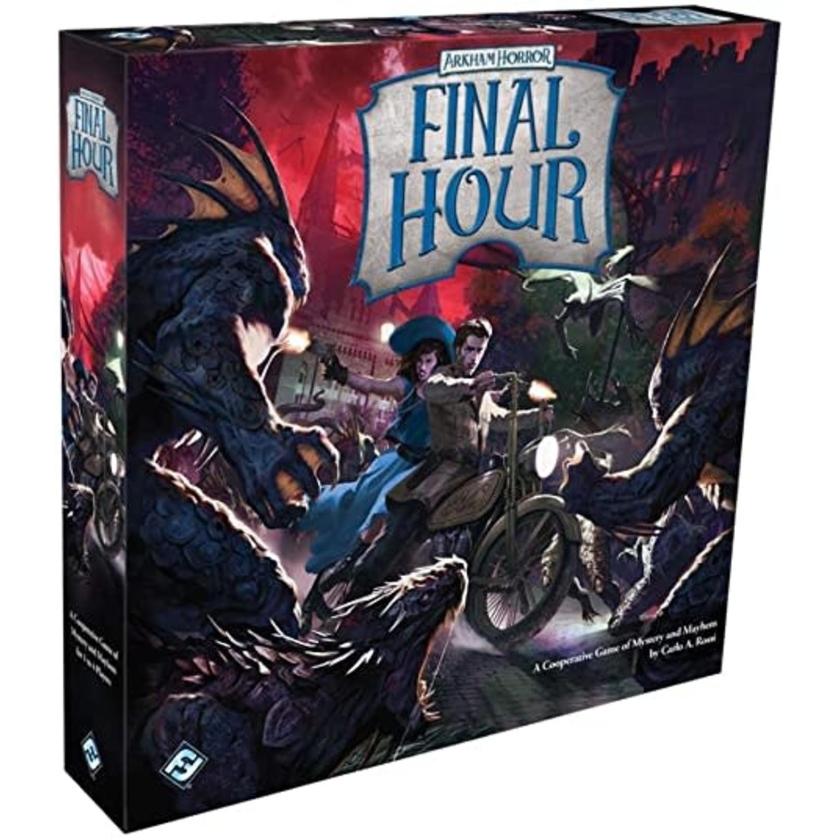 Arkham Horror Final Hour Board Game