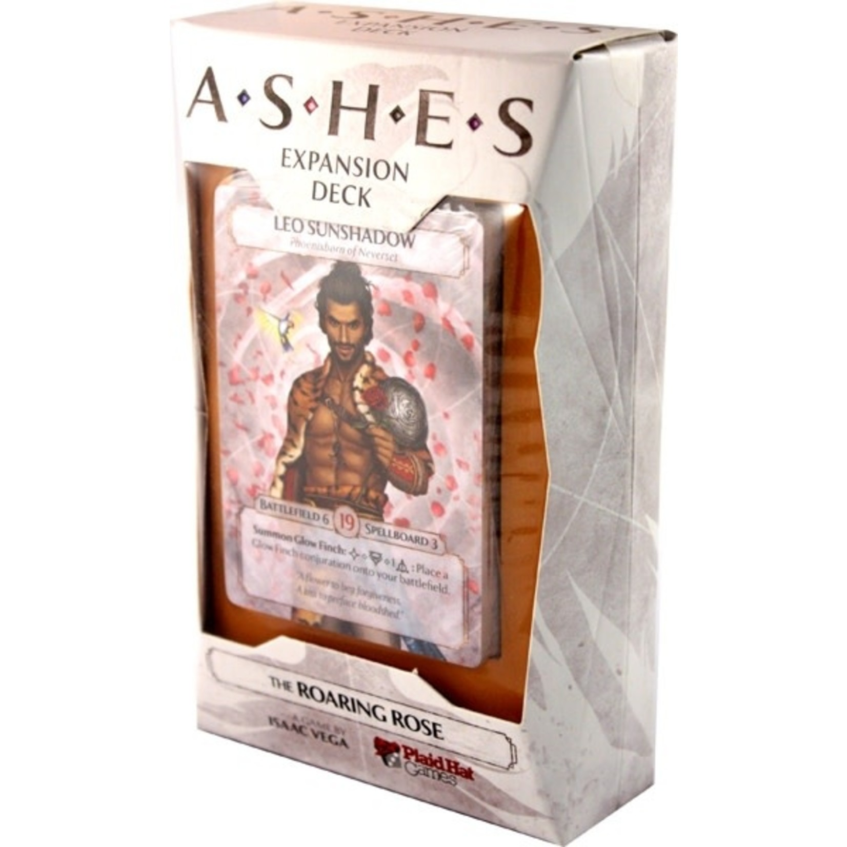 Ashes Expansion Deck: The Roaring Roses
