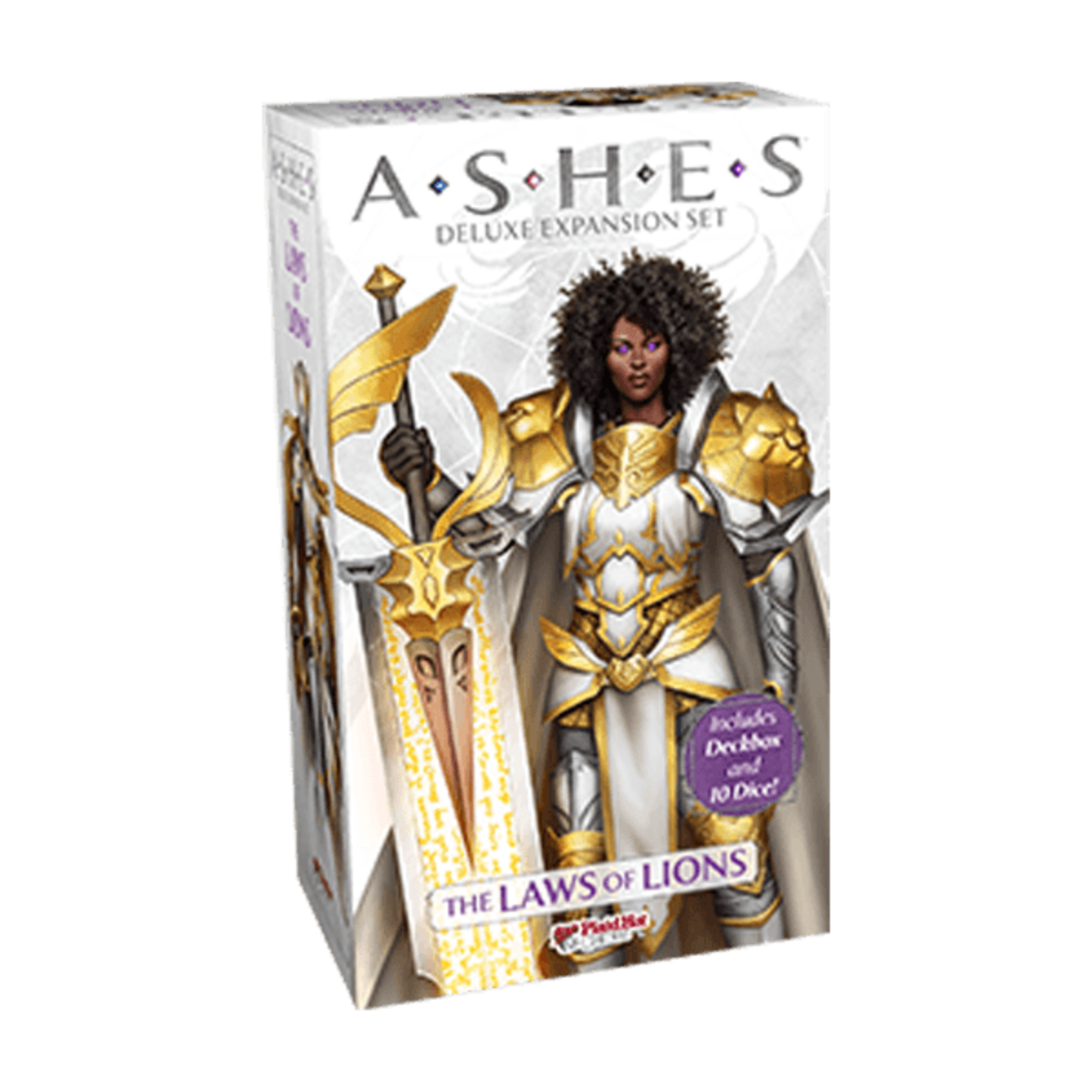 Ashes: Law of Lions Expansion