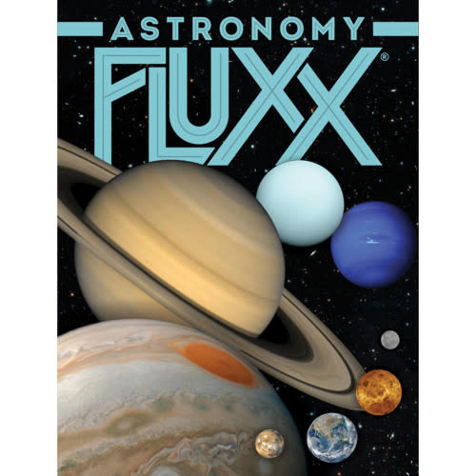 Astronomy Fluxx Board Game