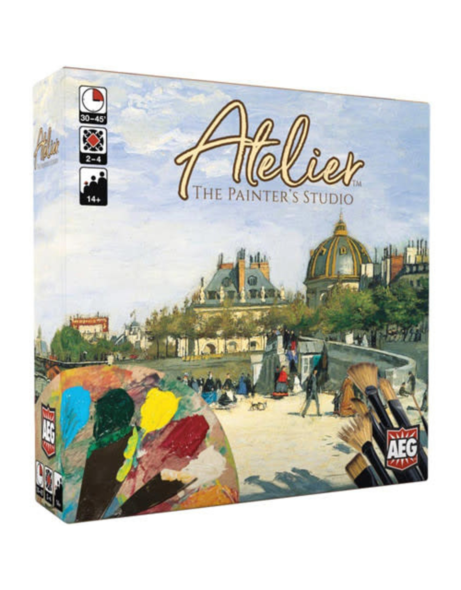 Atelier Board Game
