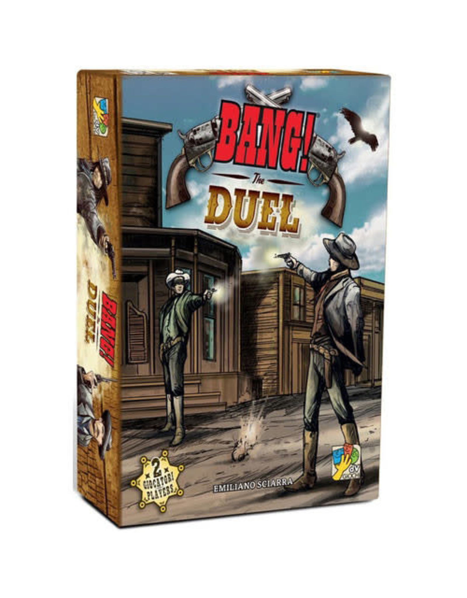 Bang: The Duel Board Game