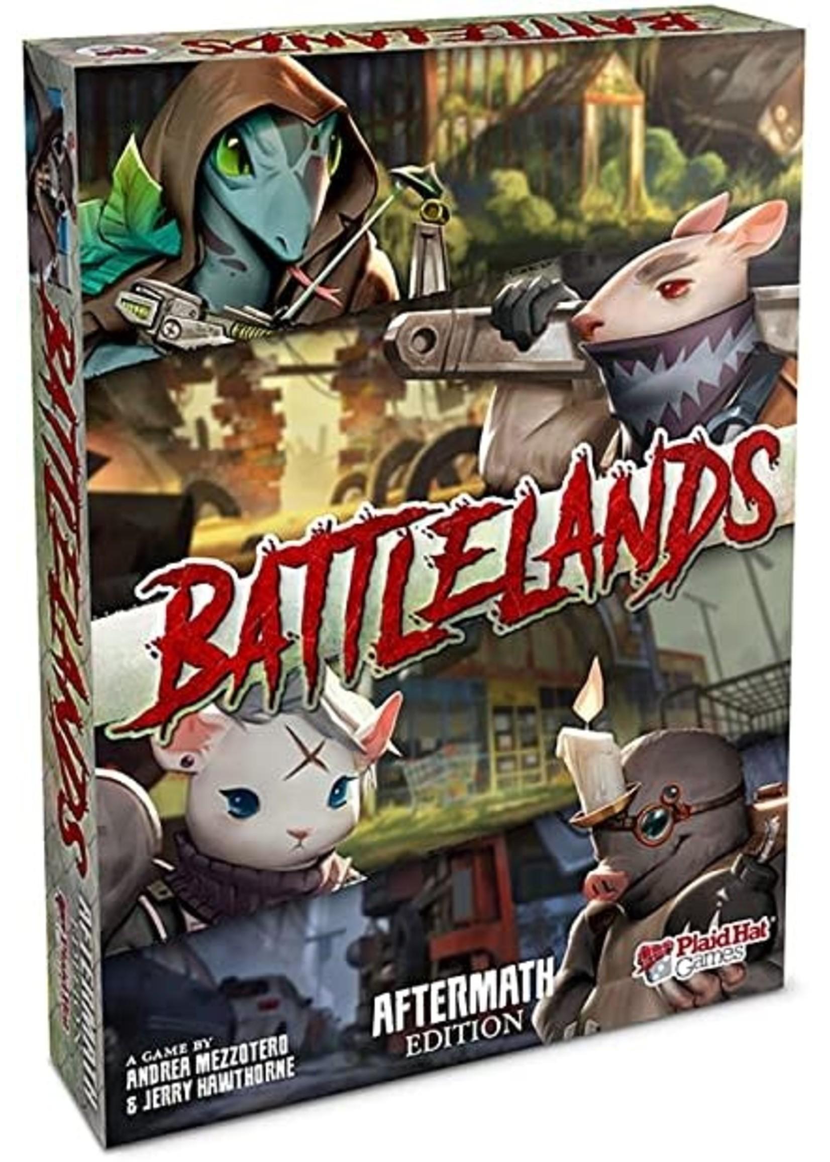 Battlelands Board Game