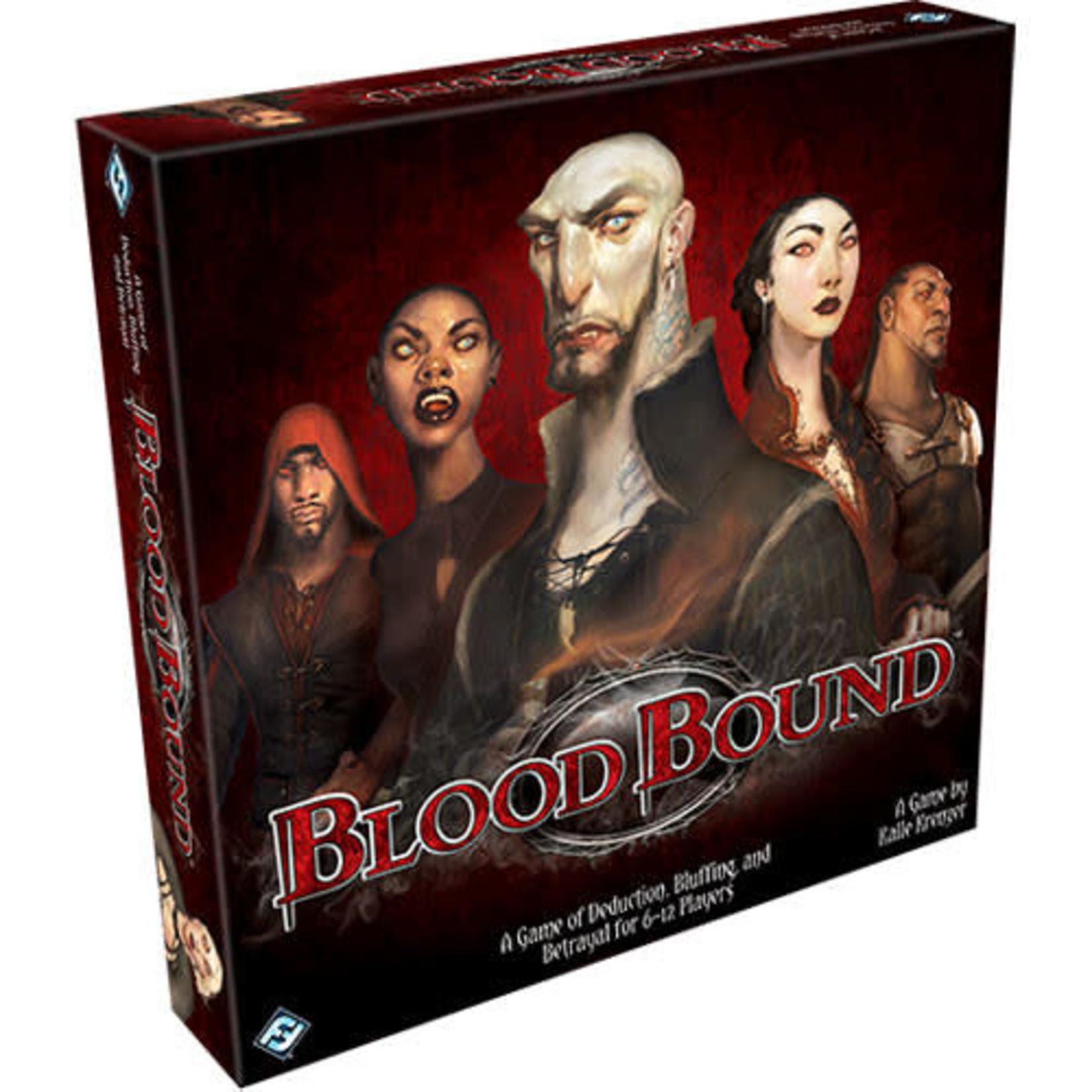 Blood Bound (2nd ed.) Board Game