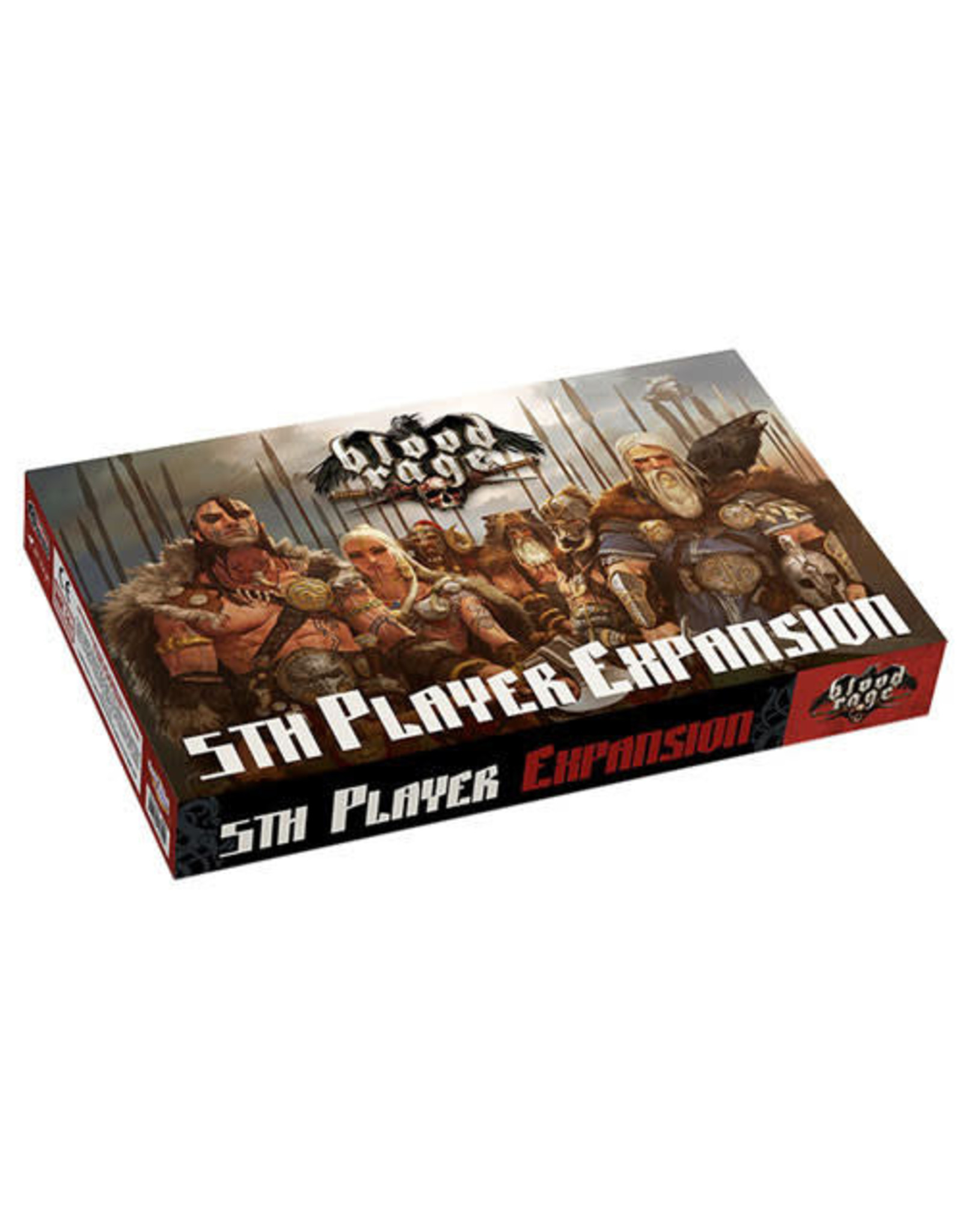 Blood Rage 5th Player Expansion Board Game