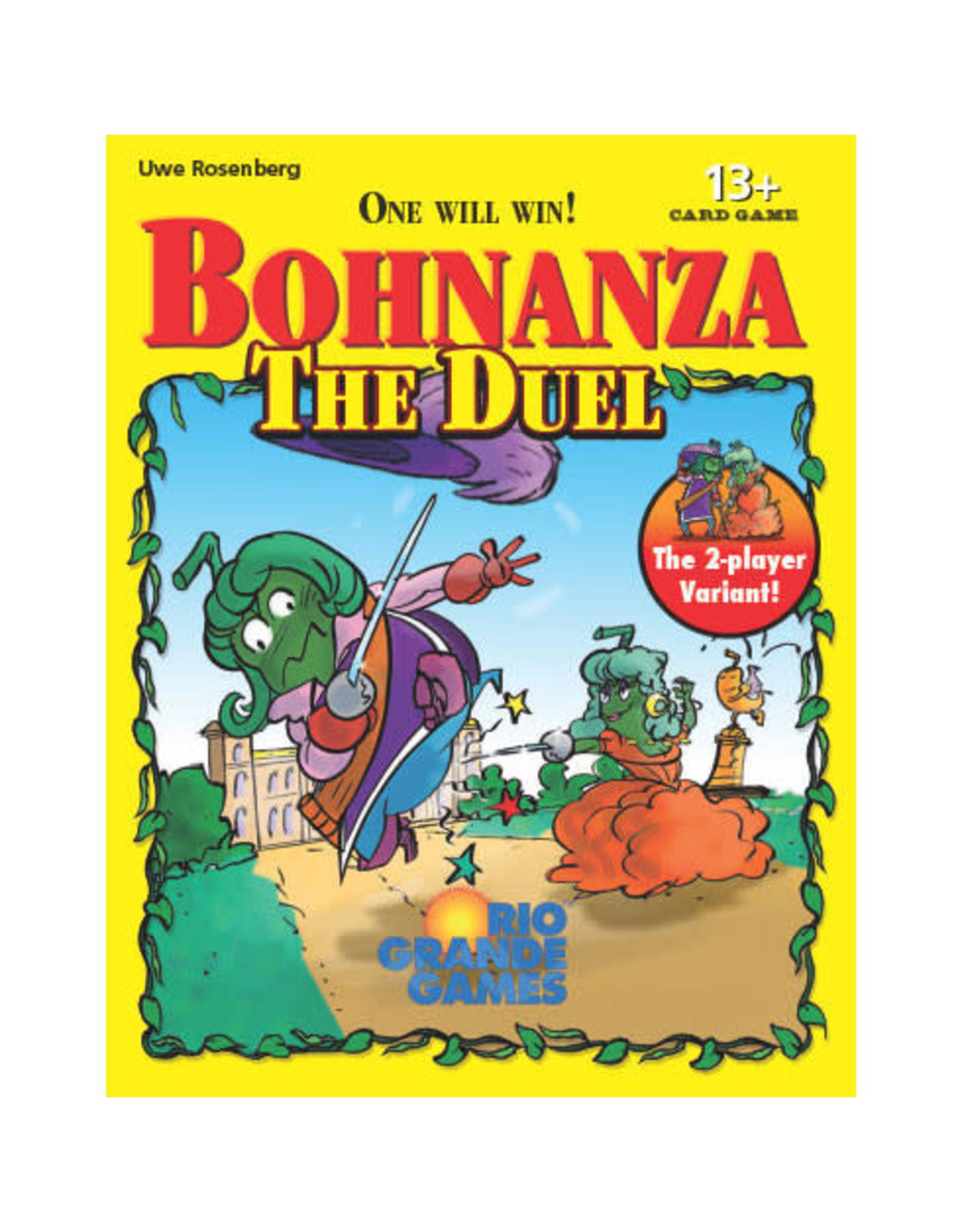 Bohnanza The Duel Board Game