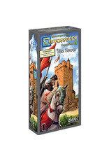 Carcassonne 4 The Tower Expansion Board Game