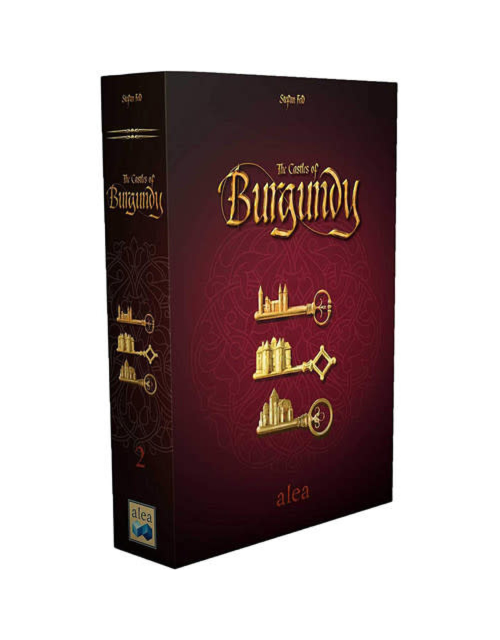 Castles of Burgundy 20th Anniversary Board Game