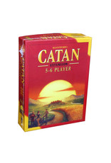 Catan 5-6 Player Extension Board Game