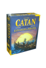 Catan Explorers & Pirates Expansion Board Game