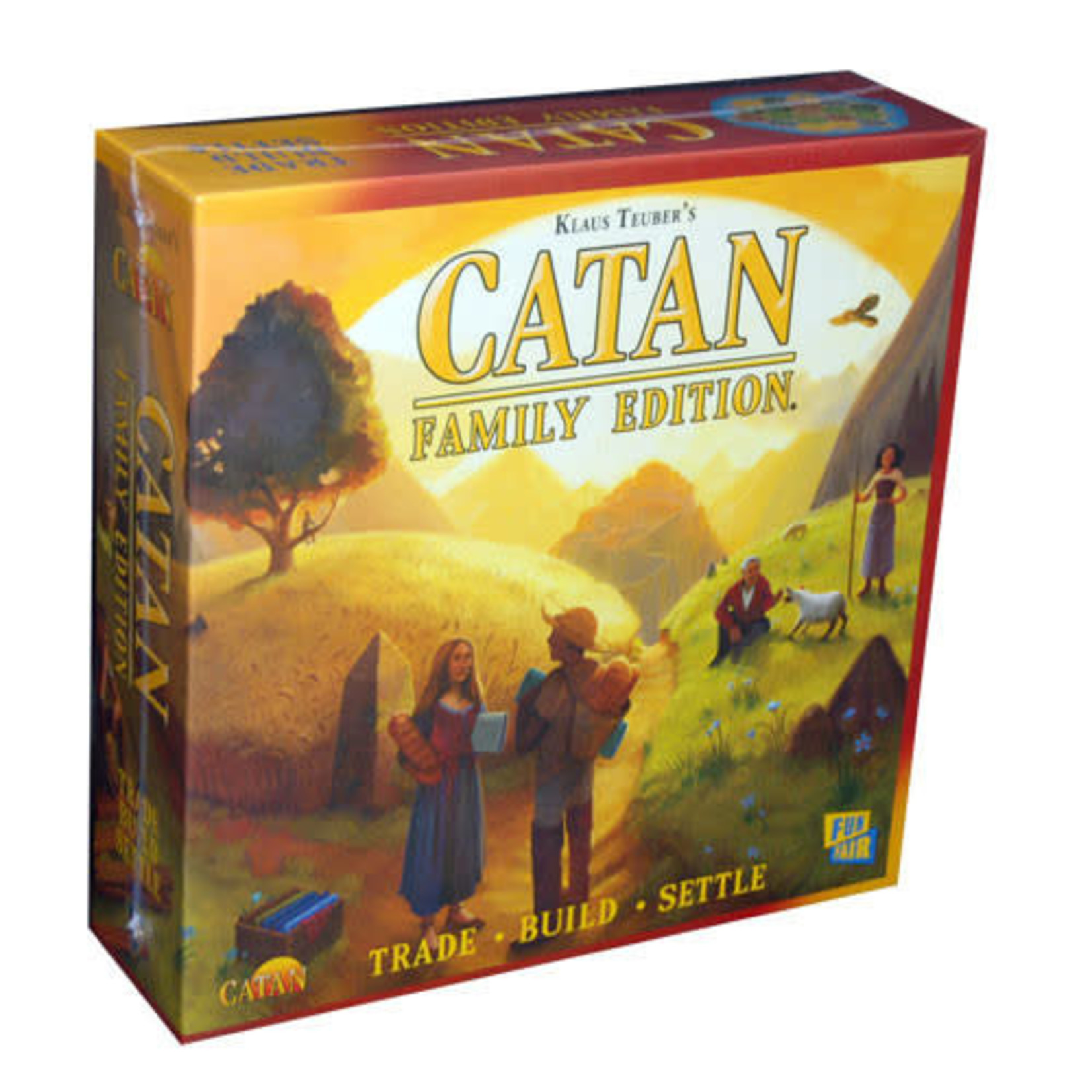 Catan Family Edition Board Game