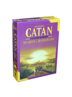 Catan Traders & Barbarians 5-6 Player Expansion Board Game