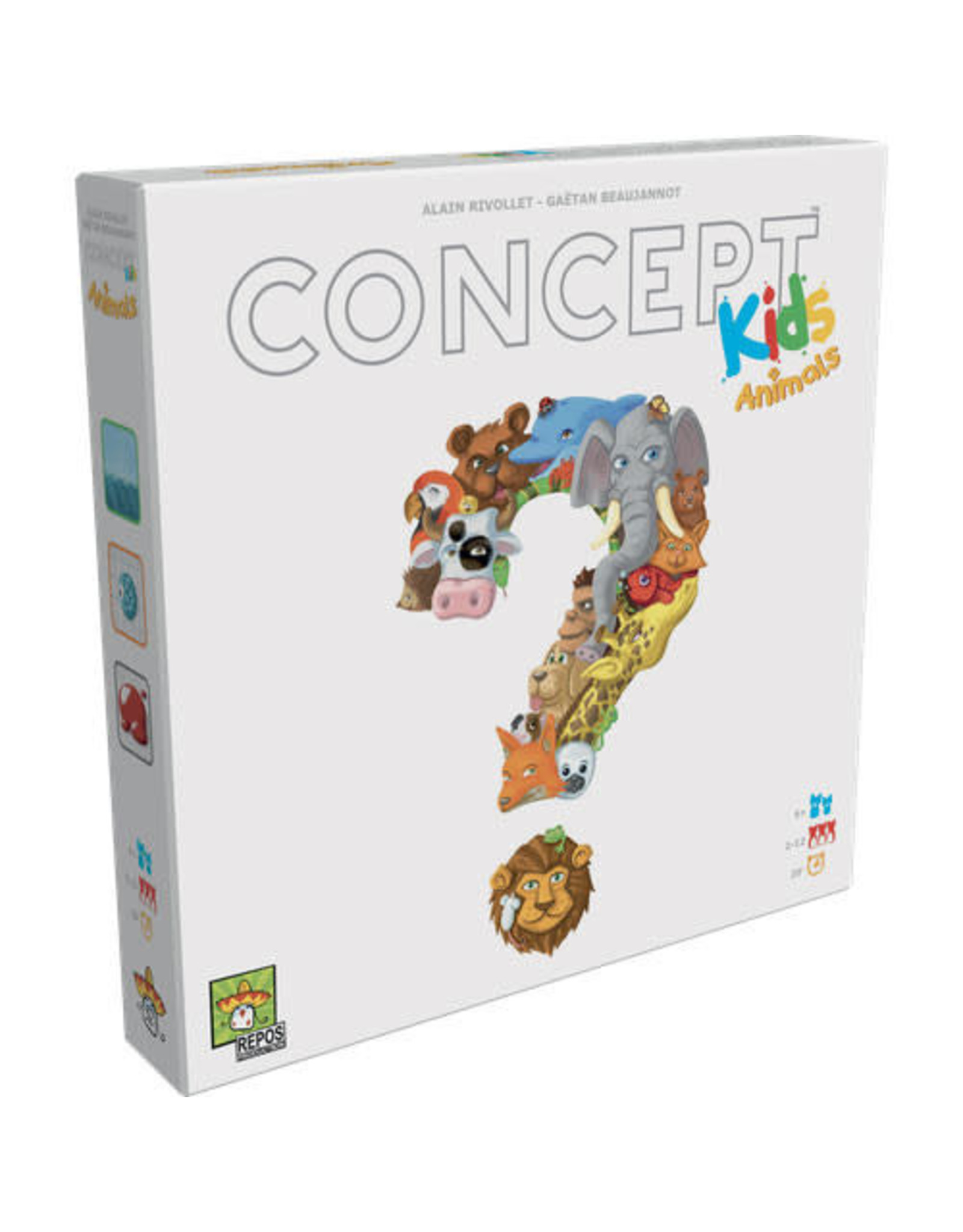 Concept Kids: Animals Board Game
