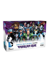 DC Comic Deck-Building Game Forever Evil Board Game
