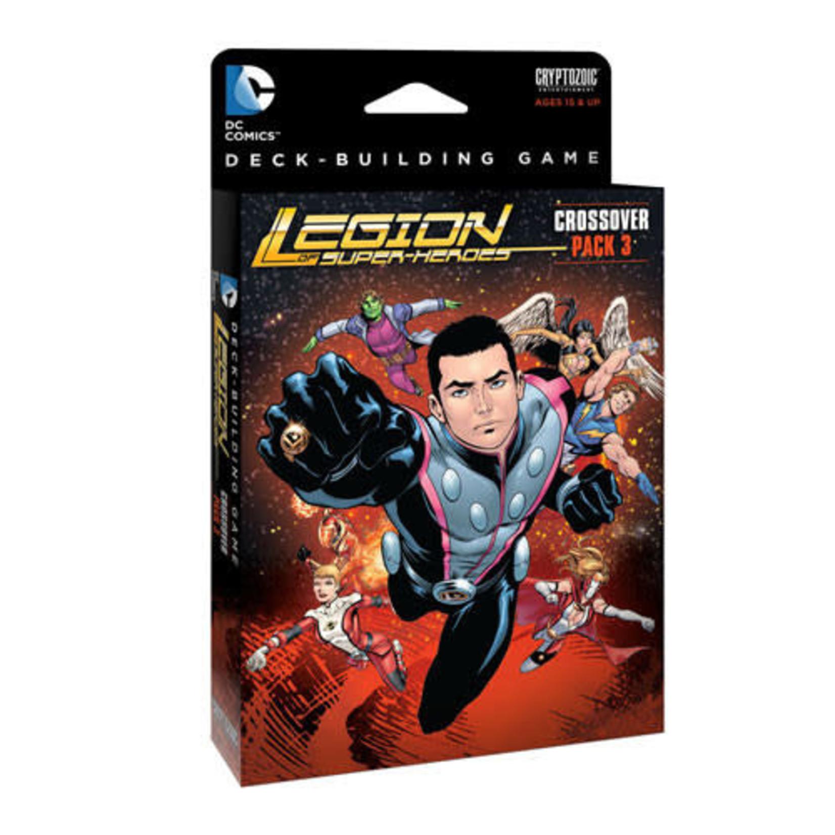 DC Comics Crossover Pack 3 Legion