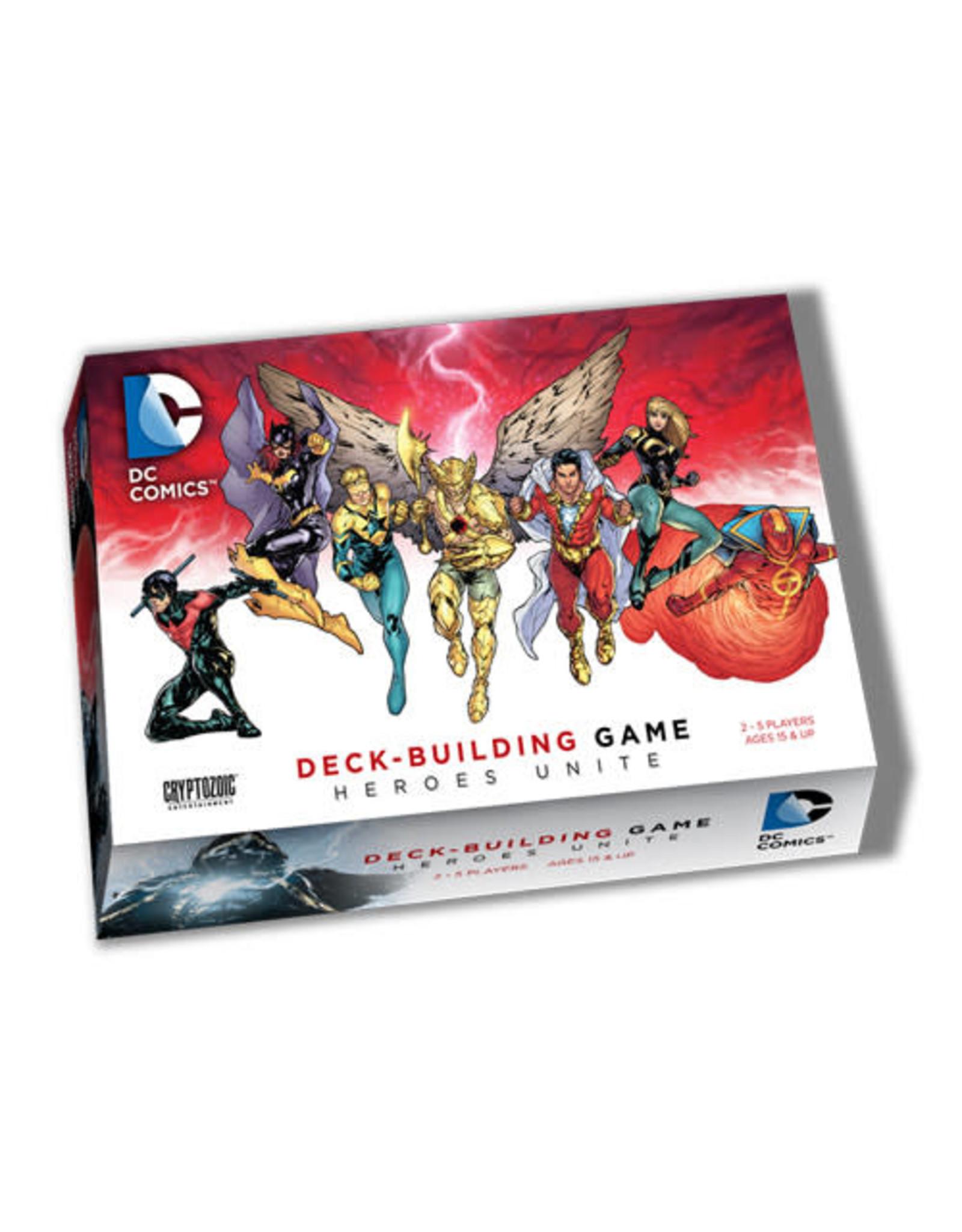 DC Comics Deck Building Game Heroes Unite