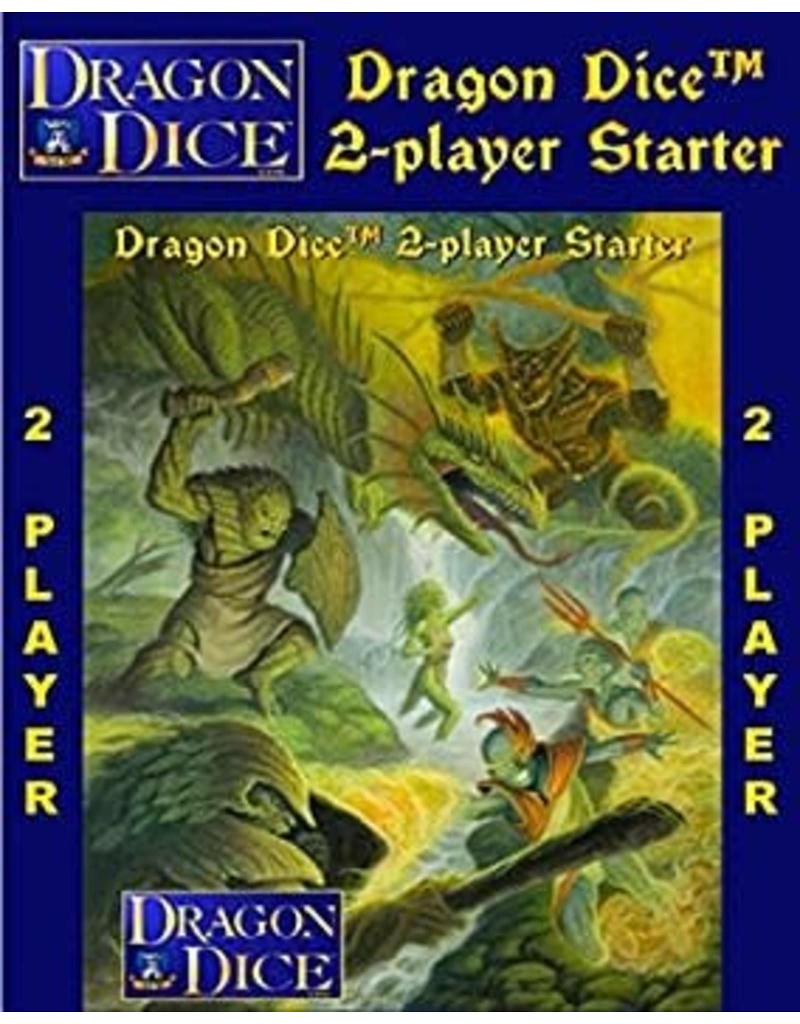 Dragon Dice 2 Player Starter Set