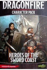 Dragonfire DBG Character Expansion Pack 1: Heroes of the Sword Coast