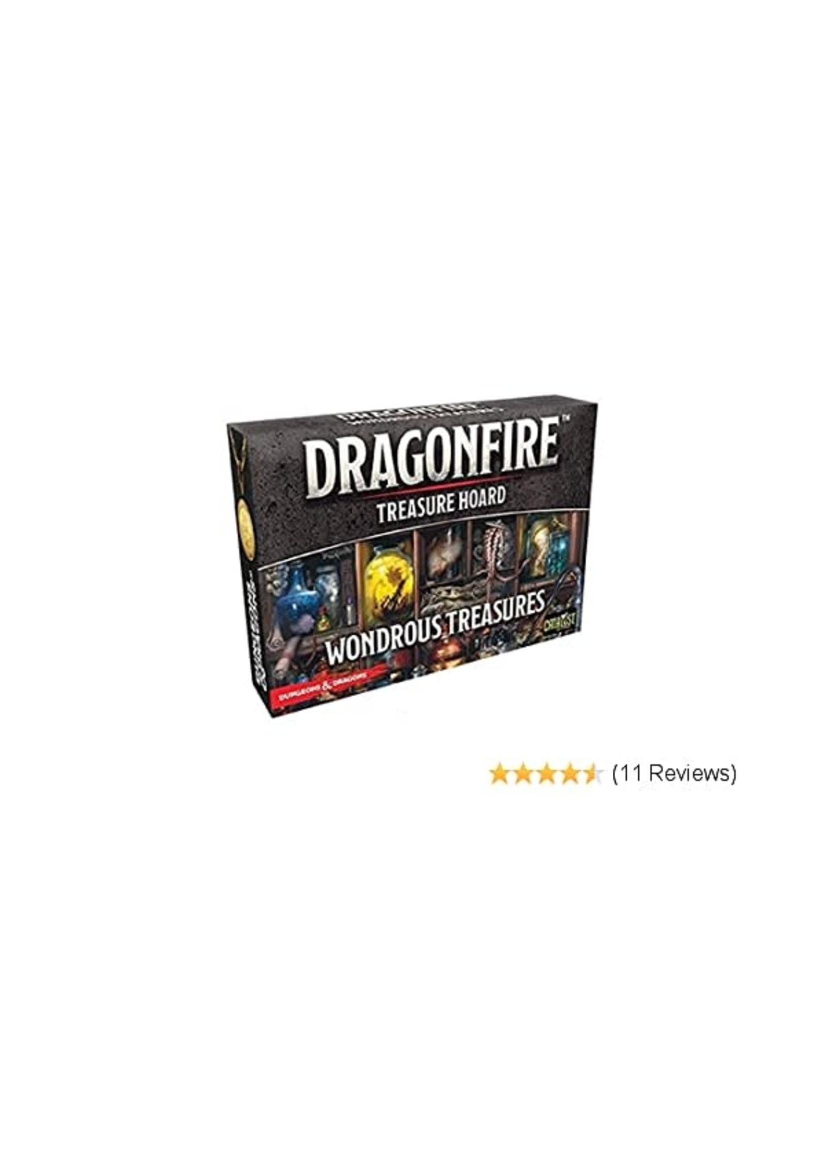 Dragonfire DBG Magic Item Deck 1:  Wonderous Treasures