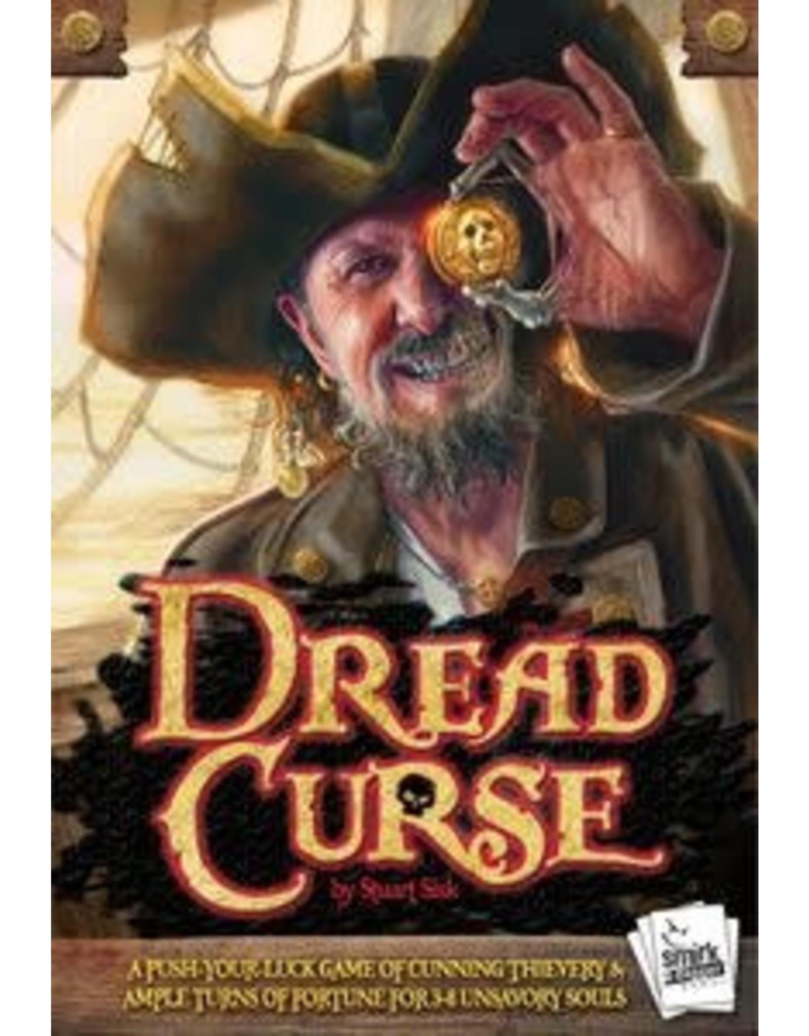 Dread Curse Board Game