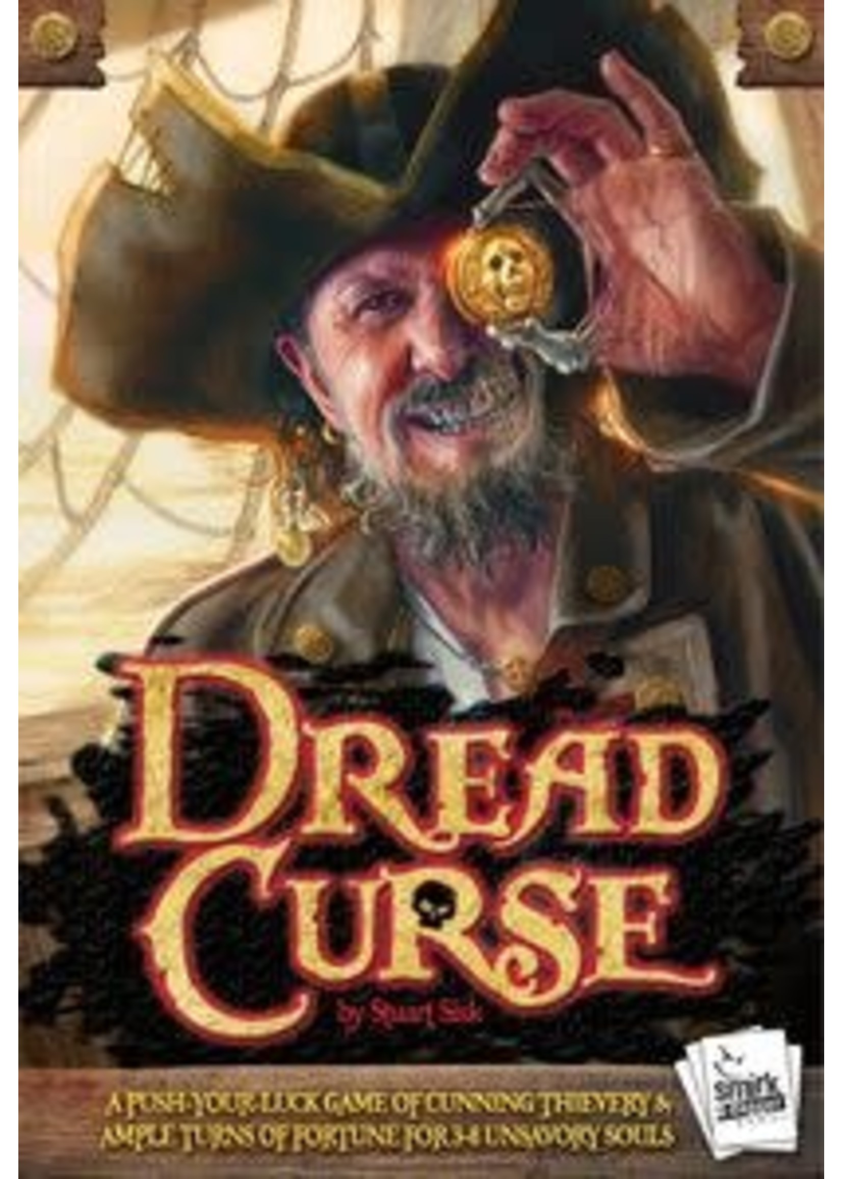 Dread Curse Board Game