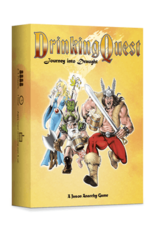 Drinking Quest: Journey into Draught Board Game