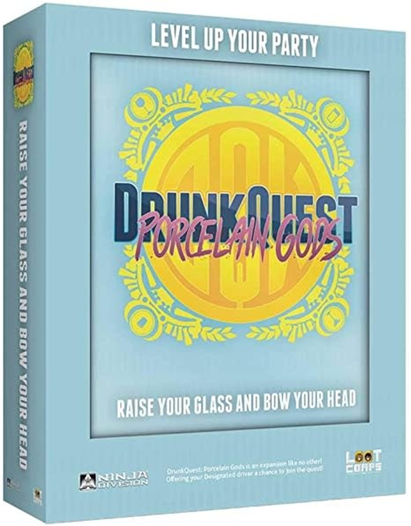 DrunkQuest: Porcelain Gods Expansion