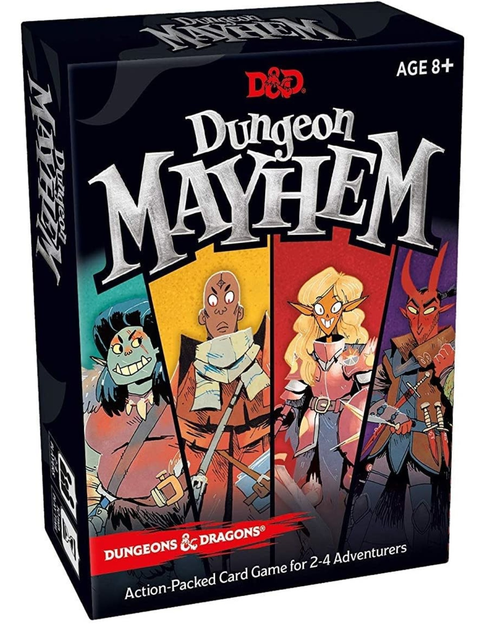 Dungeon Mayhem Board Game