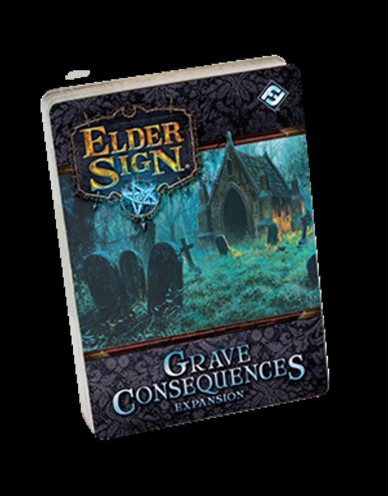 Elder Sign: Grave Consequences Expansion
