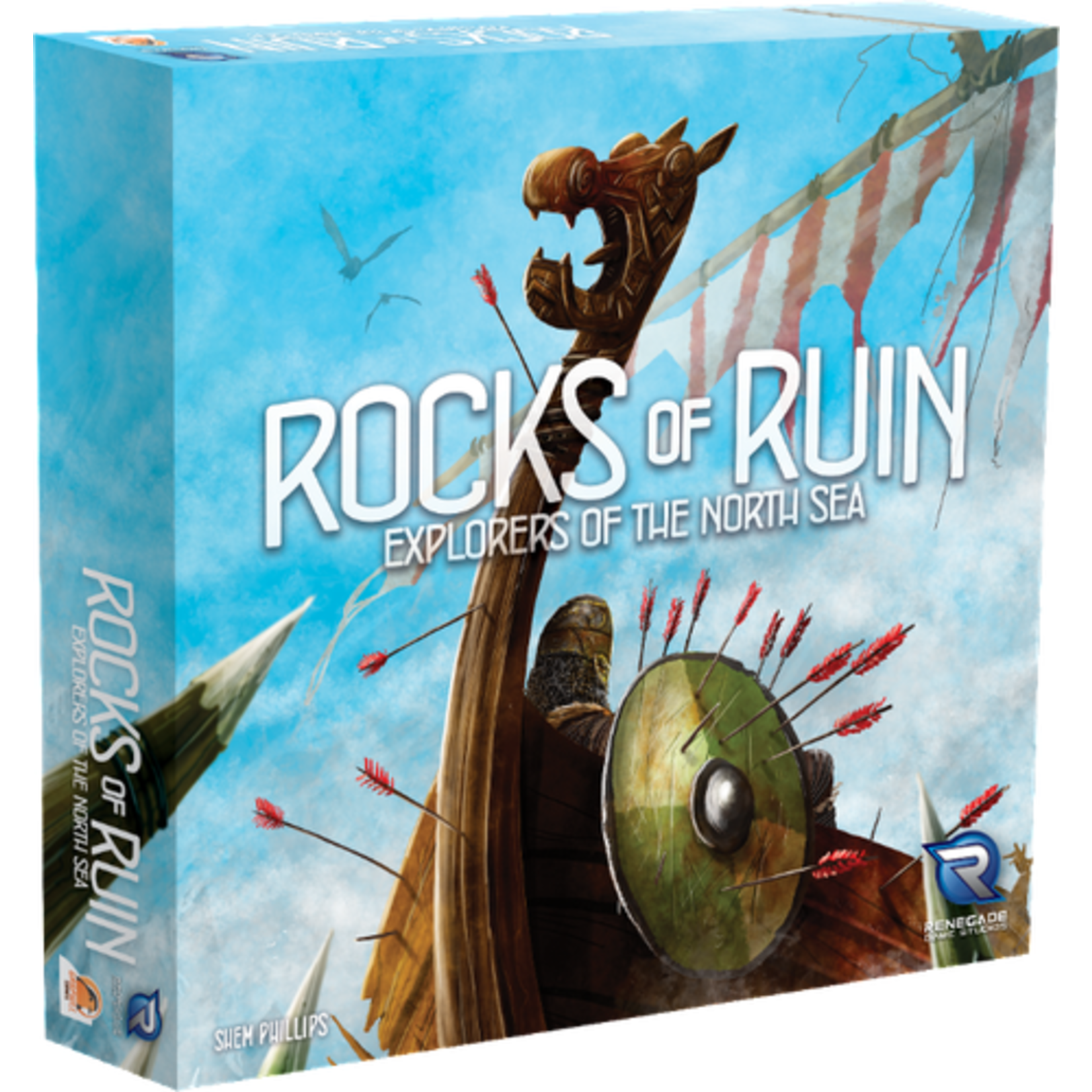 Explorers of the North Sea: Rocks of Ruin Expansion