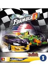 Formula D: Expansion 3 Singapore