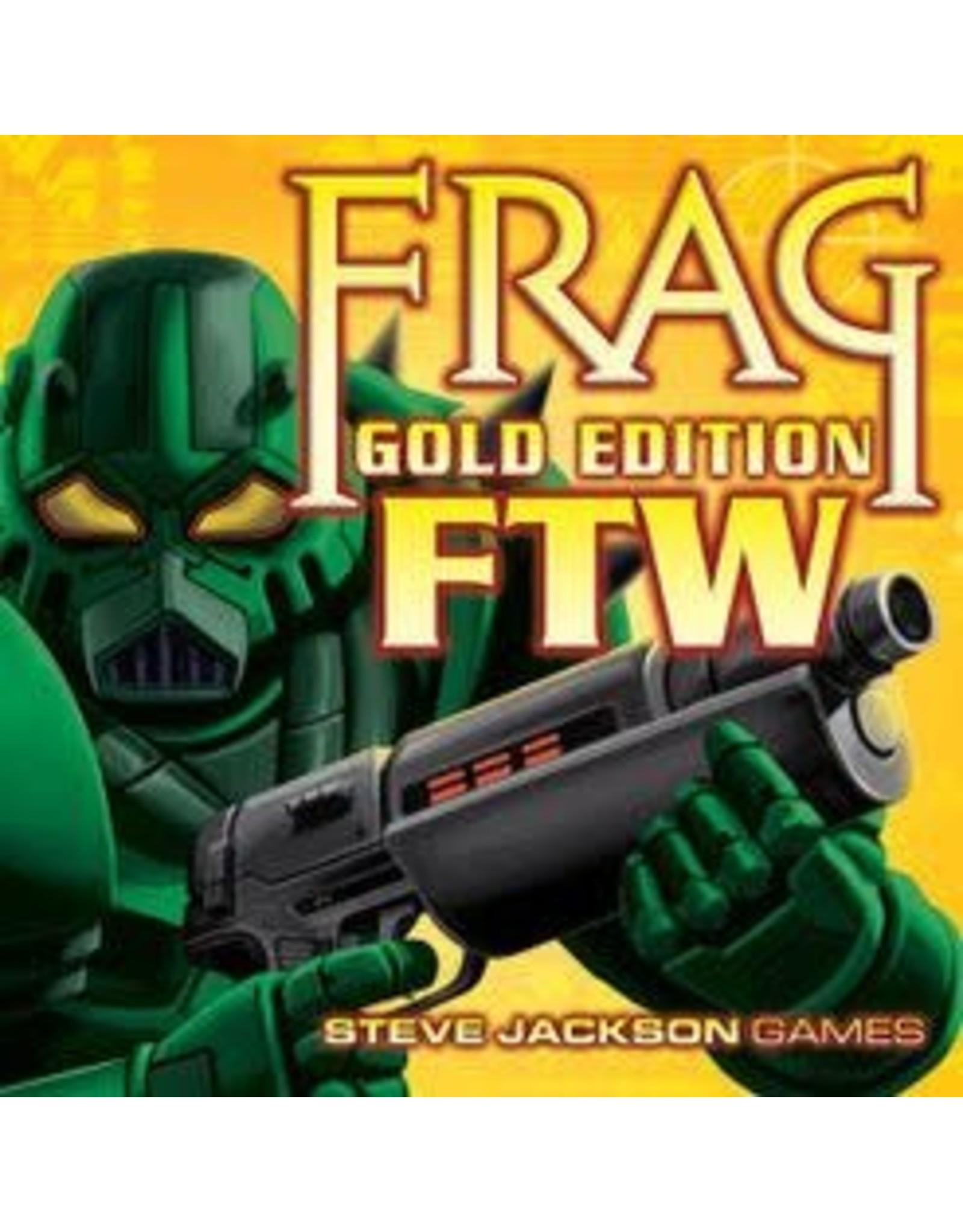 FRAG Gold Edition FTW Expansion Board Game