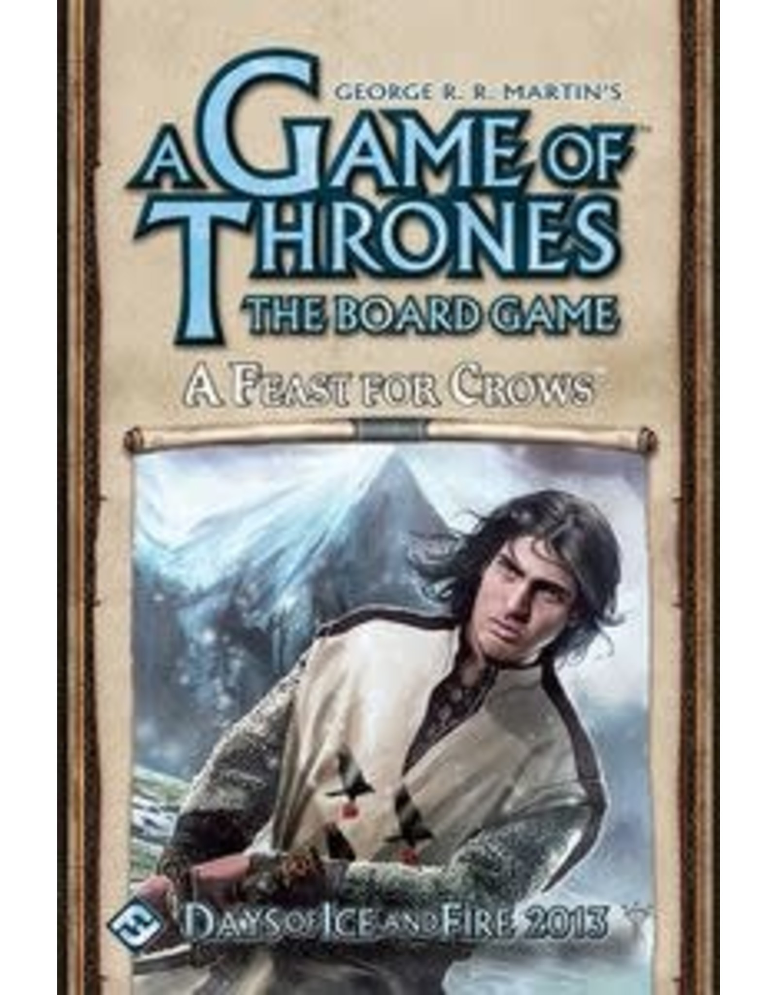 Game of Thrones Board Game 2nd Edition: A Feast for Crows Expansion