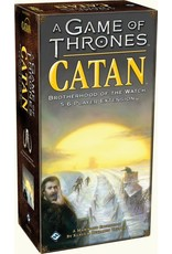 Game of Thrones Catan: Brotherhood of the Watch 5-6 Player Extension