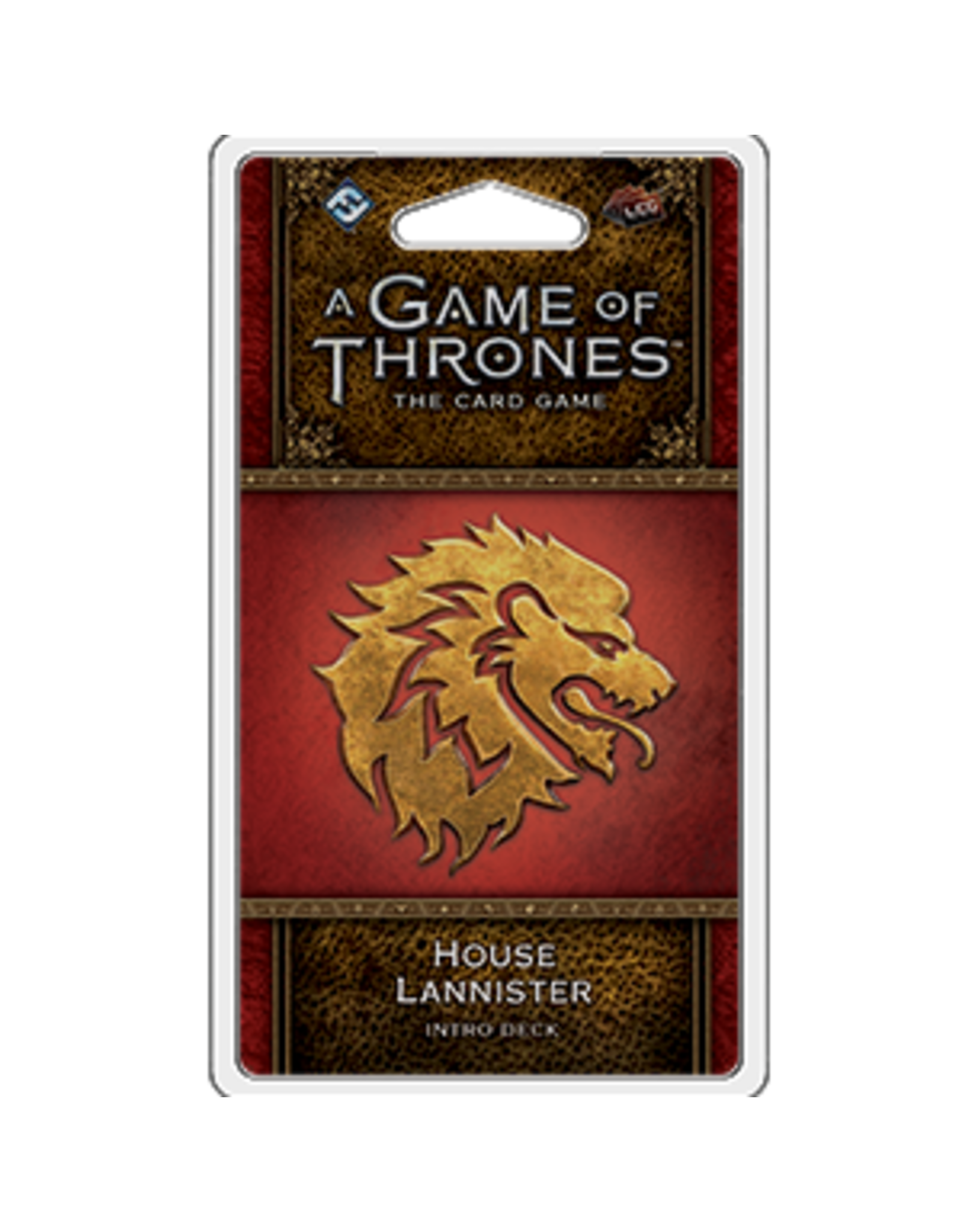Game of Thrones LCG House Lannister Intro Deck