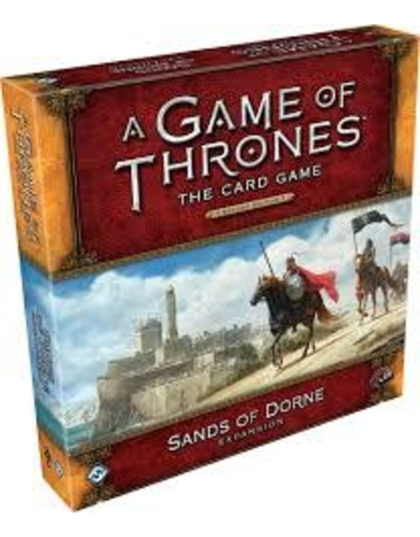 Game of Thrones LCG Sands of Dorne Expansion