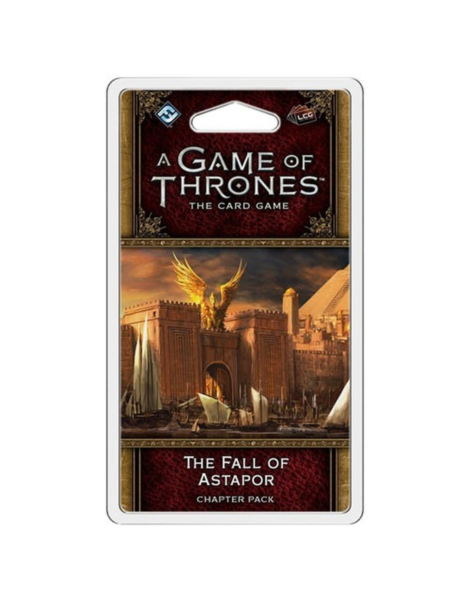 Game of Thrones LCG The Fall of Astapor Chapter Pack