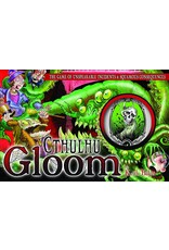 Gloom Cthulhu Card Game