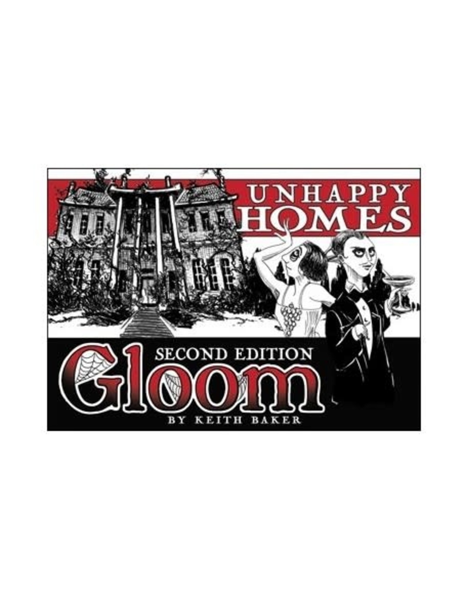 Gloom Unhappy Homes Expanision