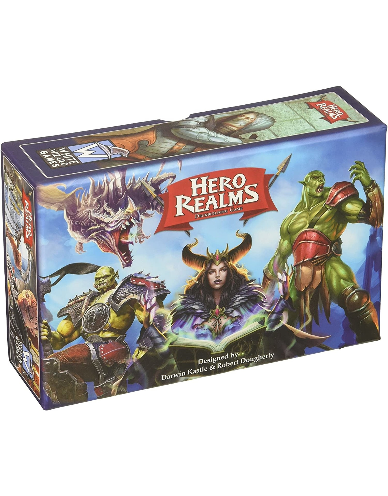Hero Realms DBG Card Game